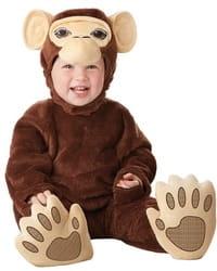 Фото Костюм Малыш-шимпанзе детский