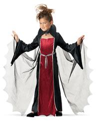 Фото Костюм Маленькая королева вампиров детский