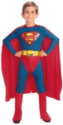 Фото Костюм Супермен классический детский