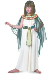 Фото Костюм Египетская царица детский