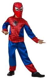 Фото Костюм Человек-паук в куртке детский