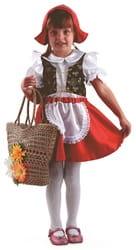 Фото Костюм Малышка Красная шапочка детский