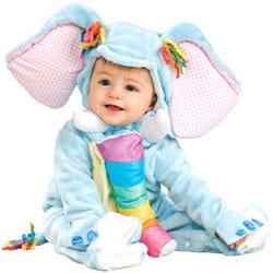 Фото Костюм Радужный слоненок детский
