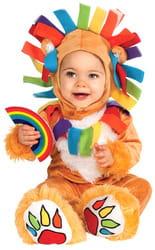 Фото Костюм Радужный лев детский