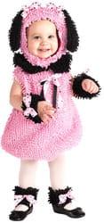 Фото Костюм Розовый пудель детский