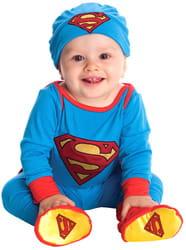 Фото Костюм Крошка Супермен детский