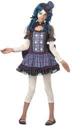 Фото Костюм Разбитая кукла детский