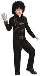 Фото Костюм Черный пиджак Майкла Джексона детский