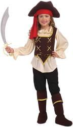 Фото Костюм Юная пиратка детский