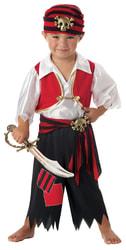 Фото Костюм Маленький пират детский