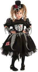Фото Костюм Принцесса скелетов детский