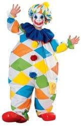 Фото Костюм Цирковой клоун детский