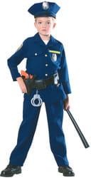 Фото Костюм Офицер полиции детский