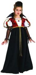 Фото Костюм Юная королева вампиров детский