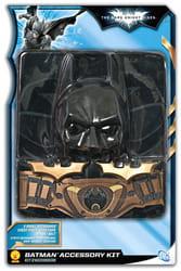 Фото Костюм Бэтмен с маской и поясом детский