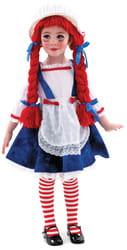 Фото Костюм Тряпичная кукла детский