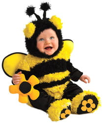Фото Костюм Маленькая пчелка детский