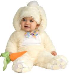Фото Костюм Ванильный зайчик детский
