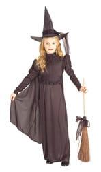 Фото Костюм Ведьма с колпаком детский