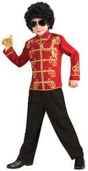 Фото Красный пиджак Майкла Джексона детский