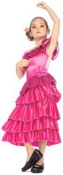 Фото Костюм Испанка фламенко детский
