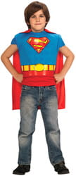 Фото Костюм Супермен в футболке детский