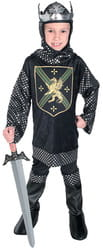 Фото Костюм Храбрый король-рыцарь детский