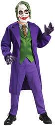 Фото Костюм Джокер Deluxe (Бэтмен) детский