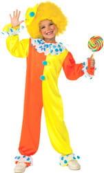 Фото Костюм Солнечный клоун детский