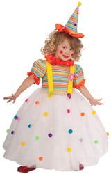 Фото Костюм Клоунесса-конфетка детский