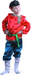 Фото Костюм русский народный Ванюшка детский