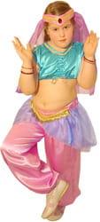 Фото Костюм Восточная принцесса (розовый) детский