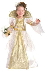 Фото Костюм Королевская невеста детский