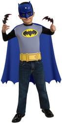 Фото Костюм Бэтмен с маской и оружием детский