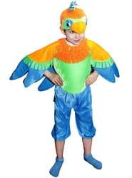 Фото Костюм попугая детский