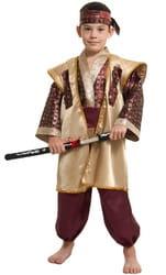 Фото Костюм Самурай в кимоно детский