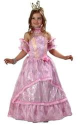 Фото Костюм Золушка-Принцесса (розовая) детский