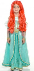 Фото Костюм Принцесса Ариэль (русалочка) детский