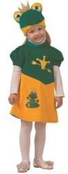 Фото Костюм Царевна-лягушка детский