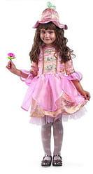 Фото Костюм Дюймовочки (розовый) детский