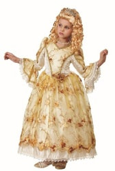 Фото Костюм Принцесса Золушка сказочная детский