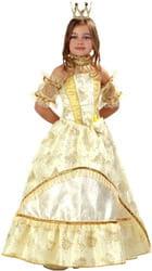 Фото Костюм Золушка королева детский