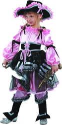 Фото Костюм Пиратка розовая детский
