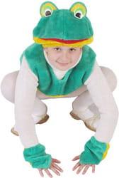 Фото Костюм Лягушка попрыгунья детский