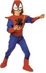 Фото Костюм Человек-паук с поясом детский