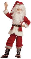 Фото Костюм Санта-Клаус детский