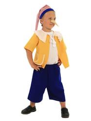 Фото Костюм Буратино желтый детский