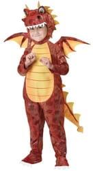 Фото Костюм Огнедышащий дракон детский