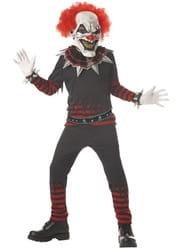 Фото Костюм Мрачный клоун детский