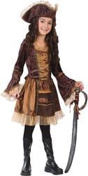 Фото Костюм Отчаянная пиратка детский